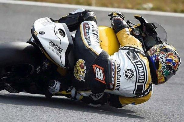 Yamaha M1 tes