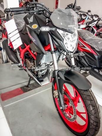 Honda new CB150R Raptor Riau